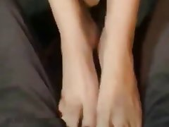 Amateur, Asian, Foot Fetish, Japanese