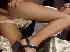 Babe, Italian, Pornstar, Vintage