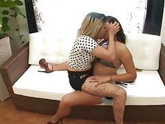 Lesbian, Softcore