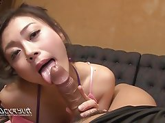 Asian, Blowjob, Japanese, MILF, Shower