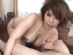 Asian, Bikini, Blowjob, Japanese