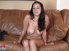 Amateur, Big Boobs, Casting, Masturbation, Boobs