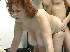 Amateur, Mature, Old and Young