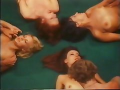 Blonde, Group Sex, Hairy, Hardcore, Vintage