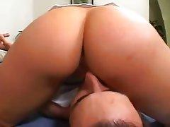 Ass Licking, Face Sitting, Femdom