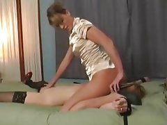 Ass Licking, BDSM, Lesbian, Old and Young