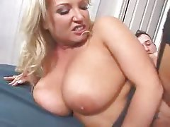 Big Boobs, Blonde, MILF, Old and Young
