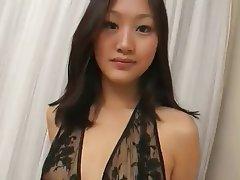 Asian, Babe, Blowjob, Cumshot, Facial