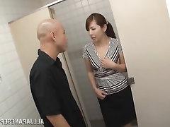 Asian, Babe, Big Tits, Blowjob, Mature