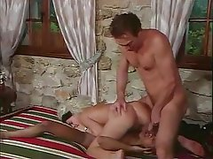 French, Group Sex, Hairy, Interracial, Vintage