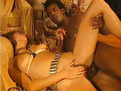 Anal, Group Sex, Hairy, Interracial, Vintage