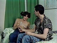 Blowjob, Cunnilingus, Group Sex, Hairy, Vintage