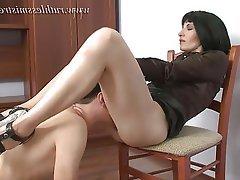 BDSM, Cunnilingus, Face Sitting, Femdom